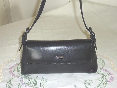 Oroton Black Handbag Shoulderbag Purse New