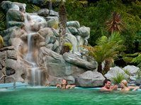 Taupo Hot Springs - Central North Island.