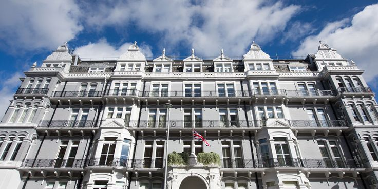 A Luxury Boutique Hotel, the Ampersand connects you to the best of south Kensington. London, UK. By Hotelied.