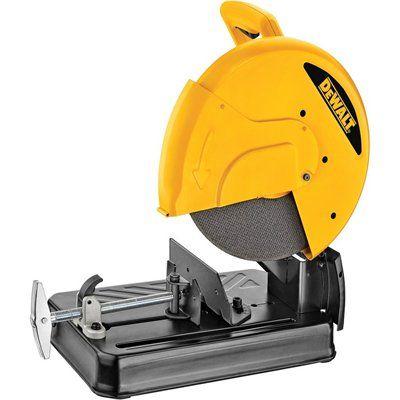 DEWALT D28710 14-in 15 Amp Chop Saw