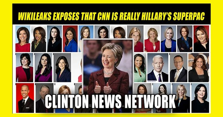 "Wikileaks has busted the Clinton campaign bragging about their cozy ""courtship"" with CNN.  CNN's explicit bias has been more than obvious to any viewer and this just solidifies what most of us already know – that CNN essentially acts as Hillary's SuperPac.  Hillary press secretary Nick Merrill went so far as to compare his relationship with CNN Politics producer Dan Merica as the two of them ""courting each other."" The FreeBeacon Reports The Hillary Clinton campaign bragged ""every single…"