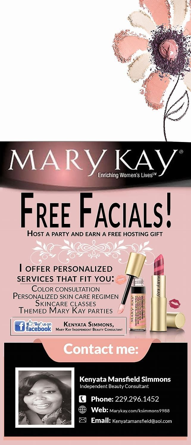 Image Result For Mary Kay Flyers Templates