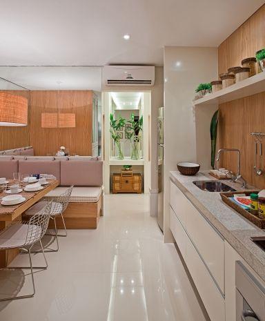 ?ber 1.000 Ideen zu ?Cozinha Corredor auf Pinterest Apartamento ...