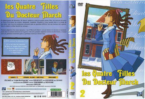 Les Quatre Filles Du Docteur March - Dvd Volume 02