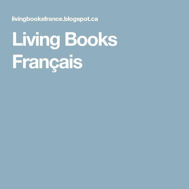 Living Books Français