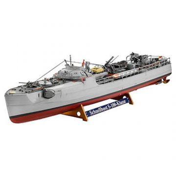 ''Speed Boat/Fast attack craft'' gibi diğer ''REVELL'' ürünleri de sizi ''Model Oyuncaklar'' reyonlarında bekliyor   Online Çarşınız: İstanbulÇarşısı.com