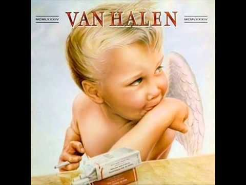 Van Halen - 1984 Intro Jump.MP4 - YouTube