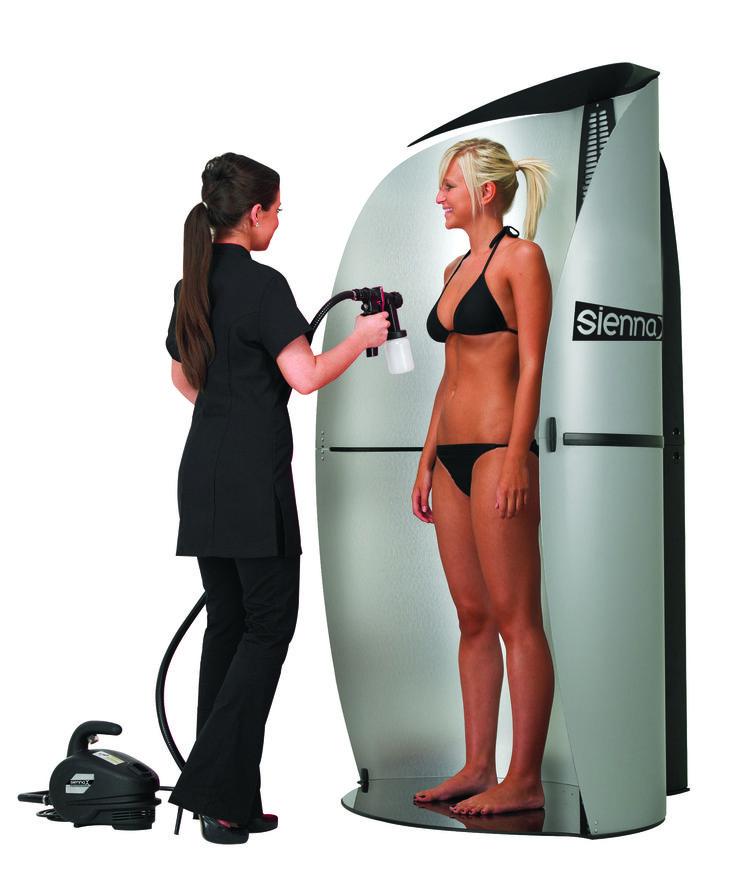 Professional Spray Tanning Booths | Spray tanning training
