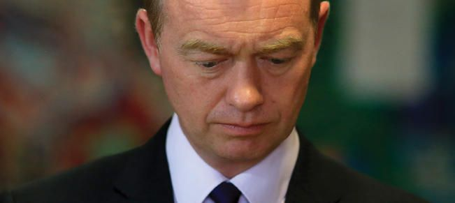 Tim Farron has resigned as leader of the Liberal Democrats, saying he had to choose between his Christian faith and leading the party. James Mildred responds