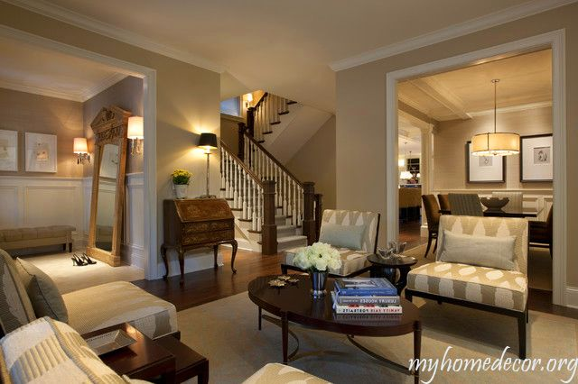 Traditional Living Room Decorating Ideas | Traditional Living Room Furnitures - My Home Decor