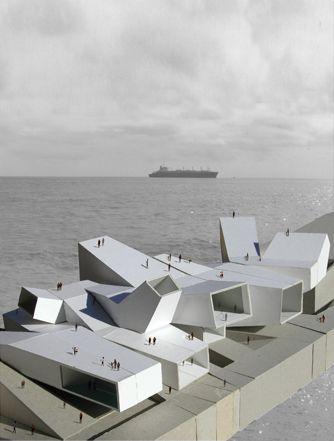 Teresitas Sailing School in Tenerife, Canary Islands | Architect: ZigZag Architecture
