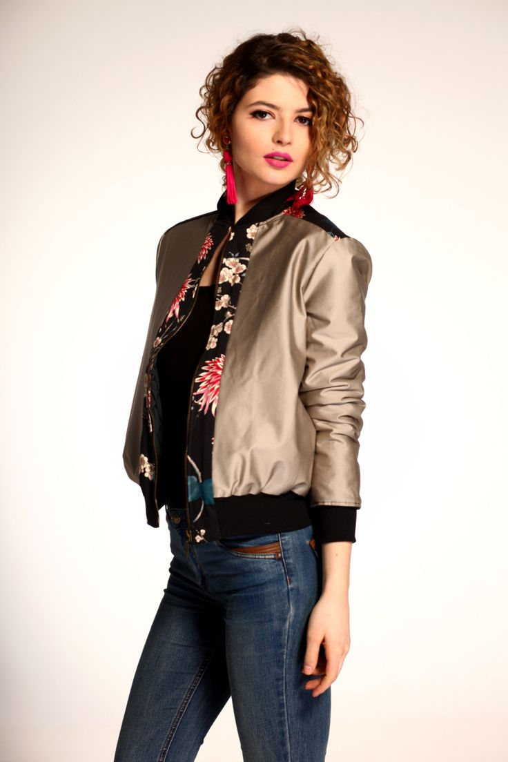 SALE/ #Bomber #Jacket #shiny