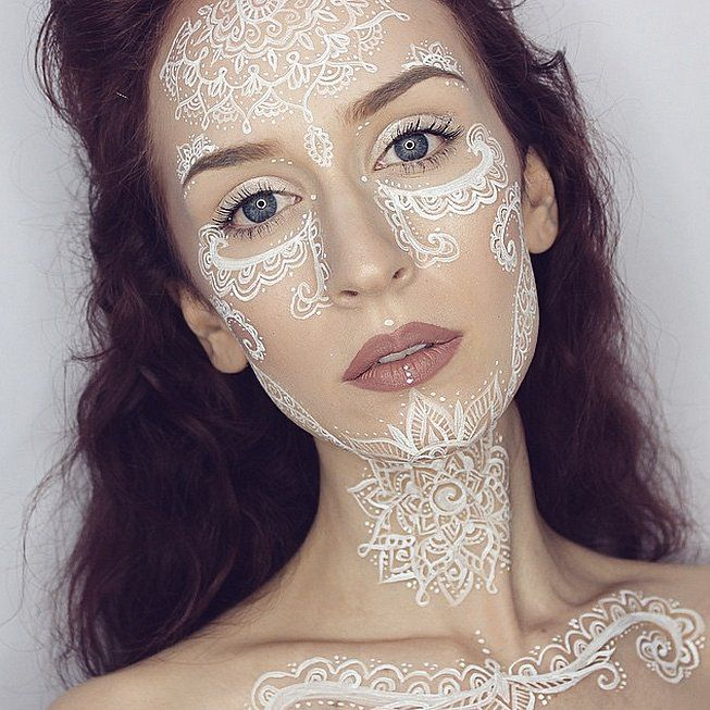 203 best Halloween Makeup images on Pinterest | Costumes, Fx ...