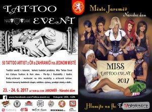 Tattoo Event 2017 Jaroměř