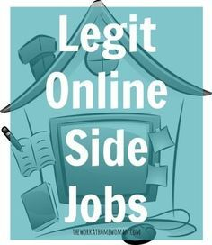 Finding a side job is a great way to supplement your income in your spare time. Find out about these legit online side jobs to start making money today!