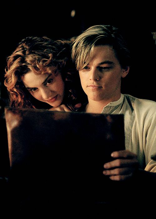 Leo...seriously one of the most gorgeous men I've ever seen, from Titanic