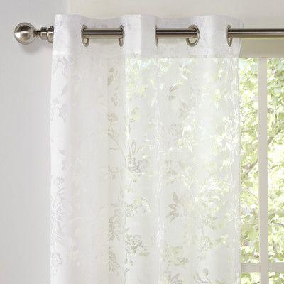 Birch Lane Gardenview Curtain Panels & Reviews | Wayfair
