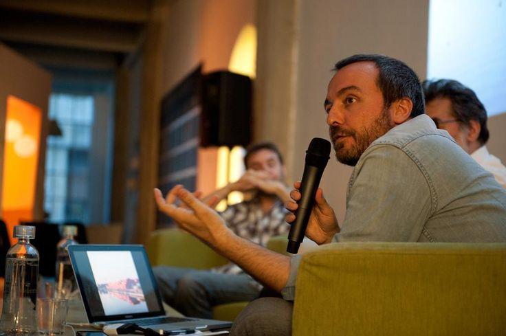 Simone Donati - TerraProject, primo appuntamento rassegna Incontri 2015