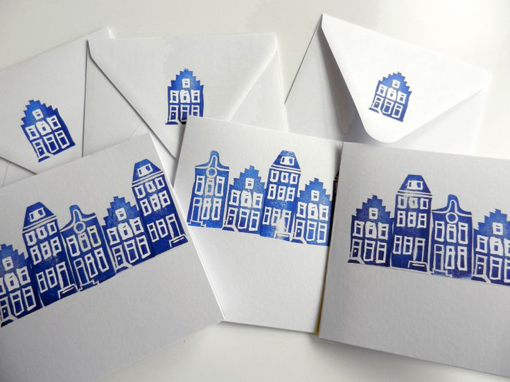 Cards - Amsterdam Made by Anna Feer Productions
