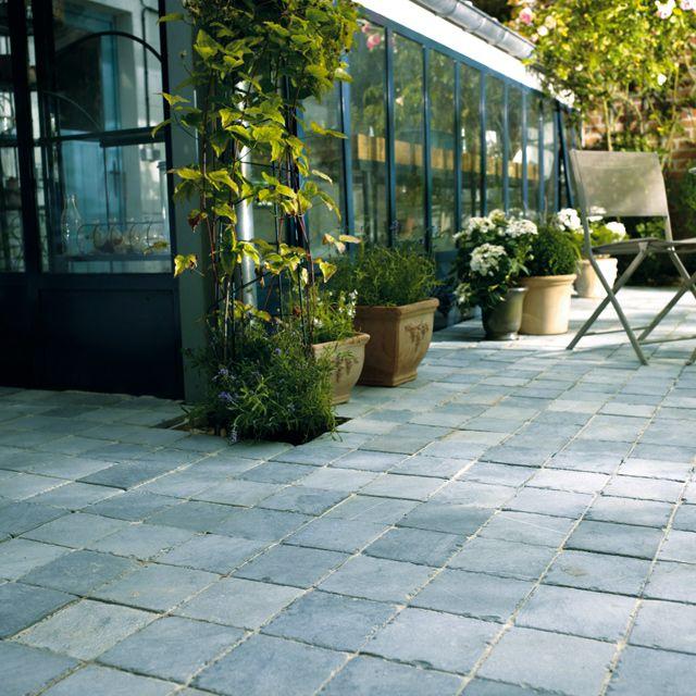 17 meilleures id es propos de patio pav sur pinterest terrasse arri re terrasses et id es. Black Bedroom Furniture Sets. Home Design Ideas