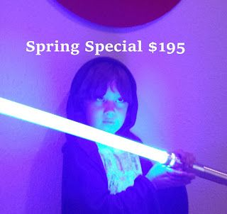 Young Wizards Academy on blogger: Kids Birthday Spring Special !