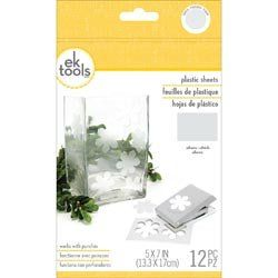 Bulk Buy Ek Success Tools 3Pack Plastic Sheets 12Pkg Frosted 5X7 E5559010 *** Be sure to check out this awesome product.