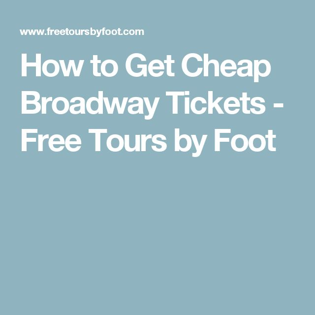 Broadway box discount coupons