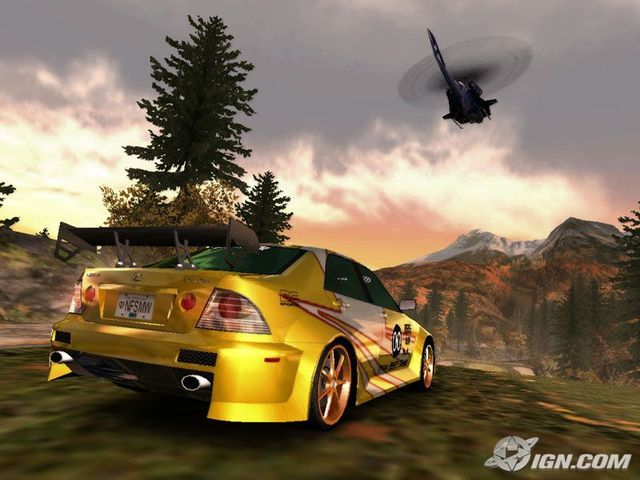 Need for Speed Most Wanted 2005 PC Game Screenshots