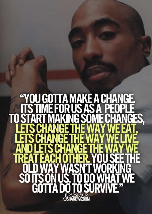 Tupac Shakur.  Most of his contemporaries were not voicing these strong personal and societal concerns.  His Rap carried powerful messages, probed human conditions, and put the spotlight on morality.  I can't understand why people still think he was anything but extraordinary and brilliant!