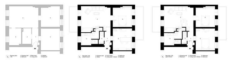 Gallery of T Concept Apartment / Itay Friedman Architects - 24