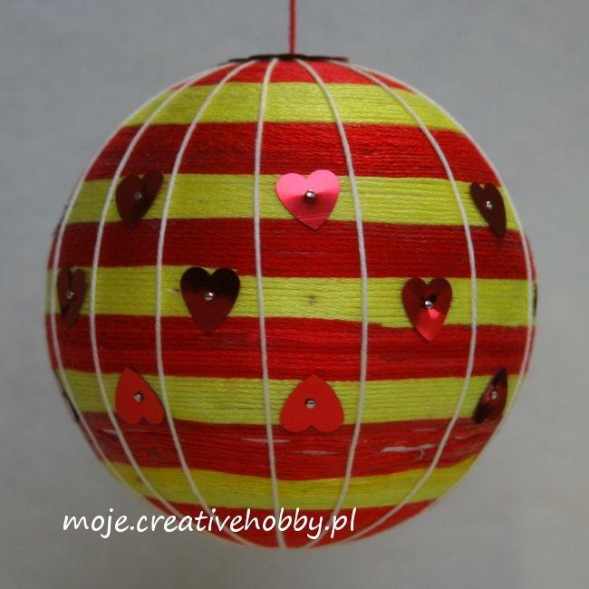 Bombka dla zakochanych :)