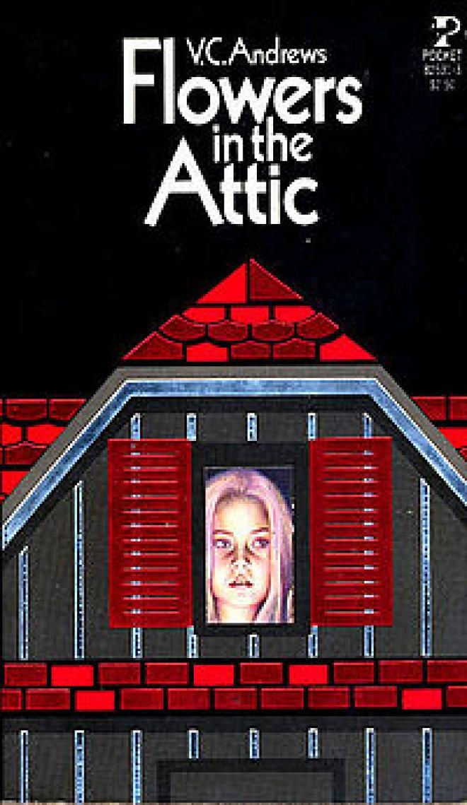 Flowers In The Attic By V C Andrews Flowers In The Attic Favorite Books Adults Books