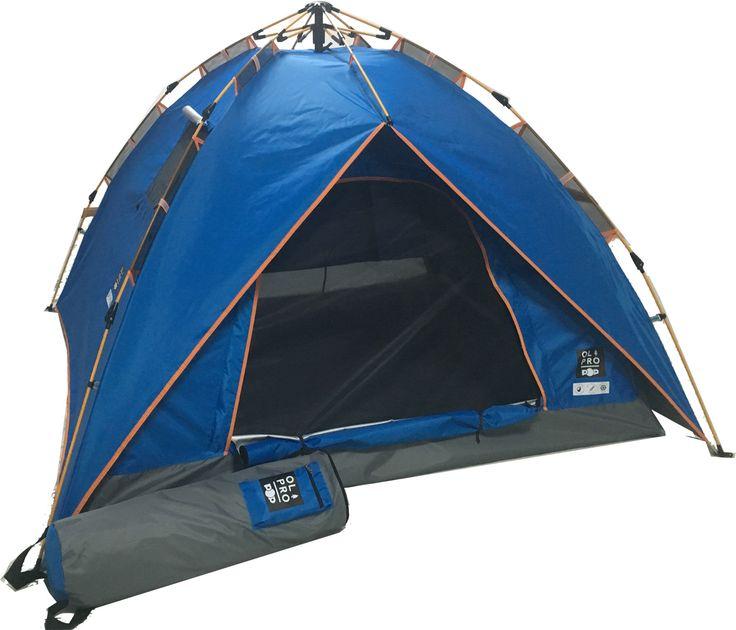 Schnellaufbauzelt Olpro Pop Tent, 2 Personen, One-Minute-Zelt #Schnellaufbauzelt #OlproPopTent #OneMinuteZelt #Zelt #Camping #Outdoor #VKSB