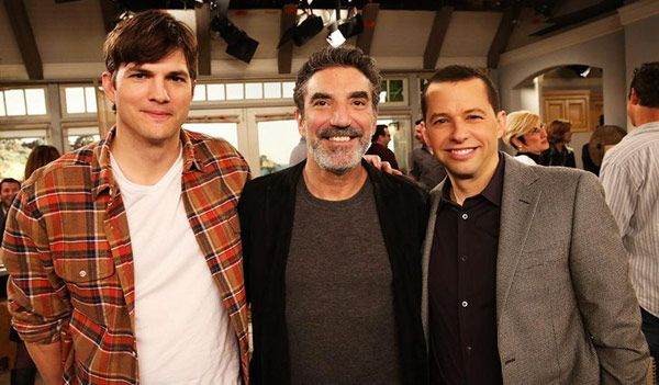 'Two And A Half Men': Chuck Lorre Explains Huge Finale Twist