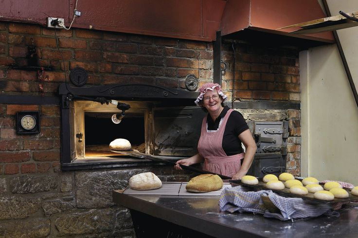 Go back in time at the Ross Village Bakery