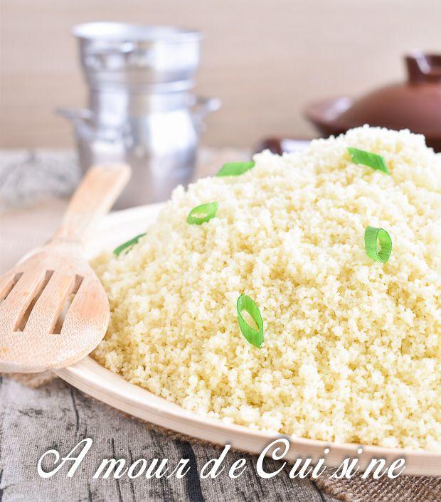 Cuisson du couscous a la vapeur bonjour tout le monde,  le couscous est un plat très délicieu...