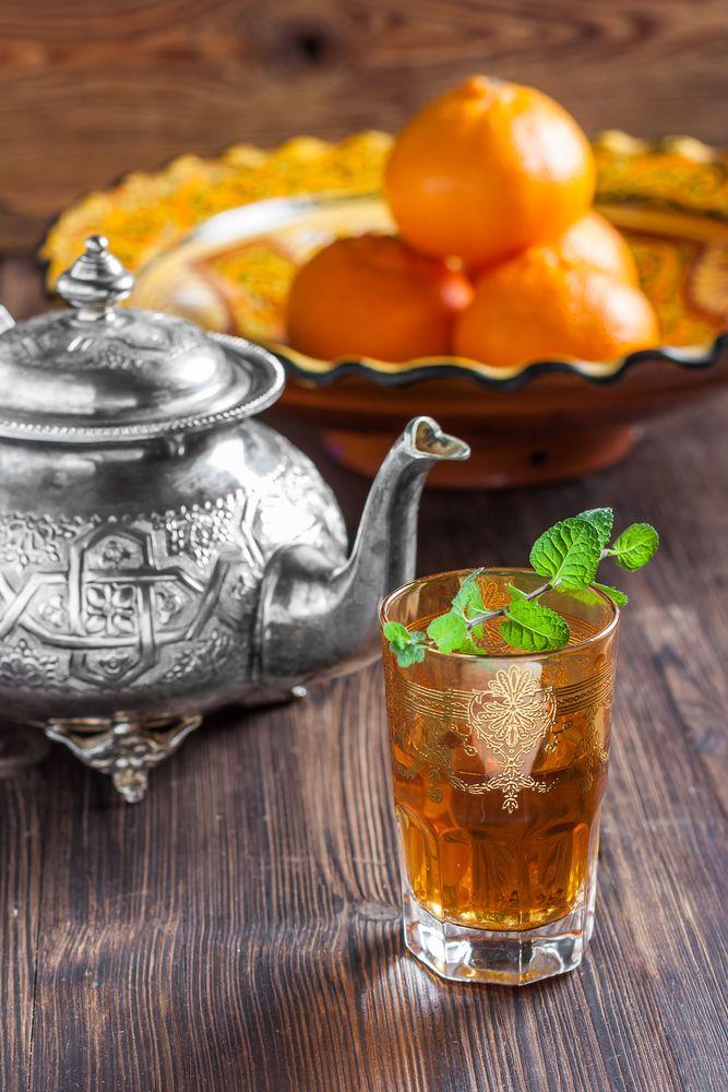 How To Make Authentic Moroccan Mint Tea Life Is Better With Tea Recipe Moroccan Mint Tea Mint Tea Mint Tea Recipe