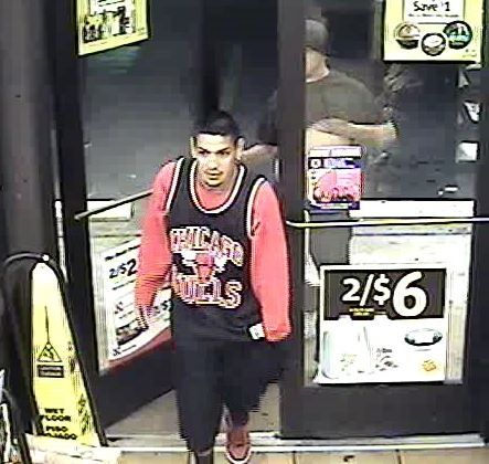 "Private Officer Breaking News: Pima County sheriff's office seek men wanted in multiple shoplifting incidents  The Pima County Sheriff's Department is asking for the public's help in finding two men suspected of multiple shoplifting incidents.The first suspect is described as Hispanic, in his late teens or early 20s, about 5'10"" tall. (Source: Pima County Sheriff's Department)"