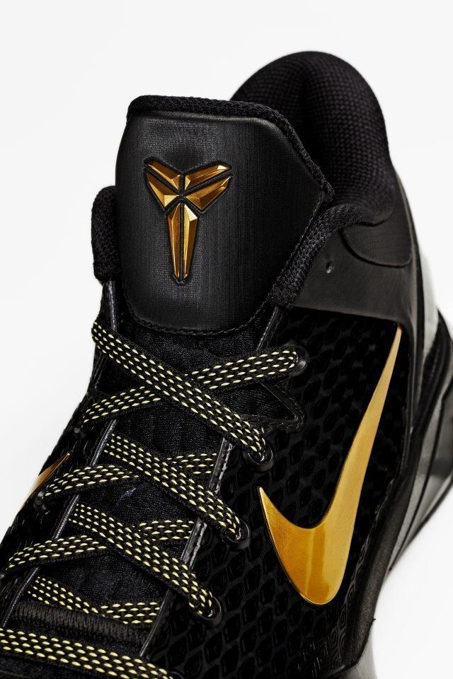 Free Shipping 6070 OFF 854215597 Nike Zoom Kobe 7 VII Elite Home White Black Metallic Gold 2HM72