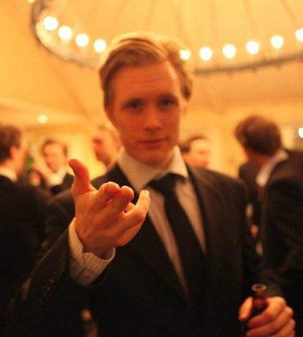 Henning - a gentleman