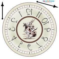 Alice in Wonderland Printables Free | 170990-425x425-Alice-in-Wonderland-Clock-Face-Printable-thumb.jpg