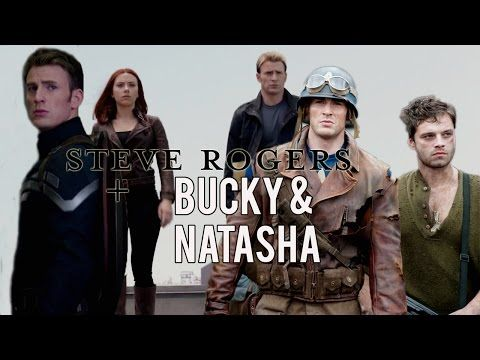 Fantastic - love this song and the vid is beautiful. Steve Rogers, Bucky, Natasha || Hey brother / sister - YouTube