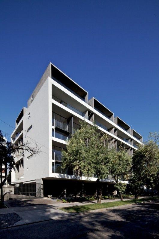 Mirador Pocuro Building / SEARLE PUGA arquitectos