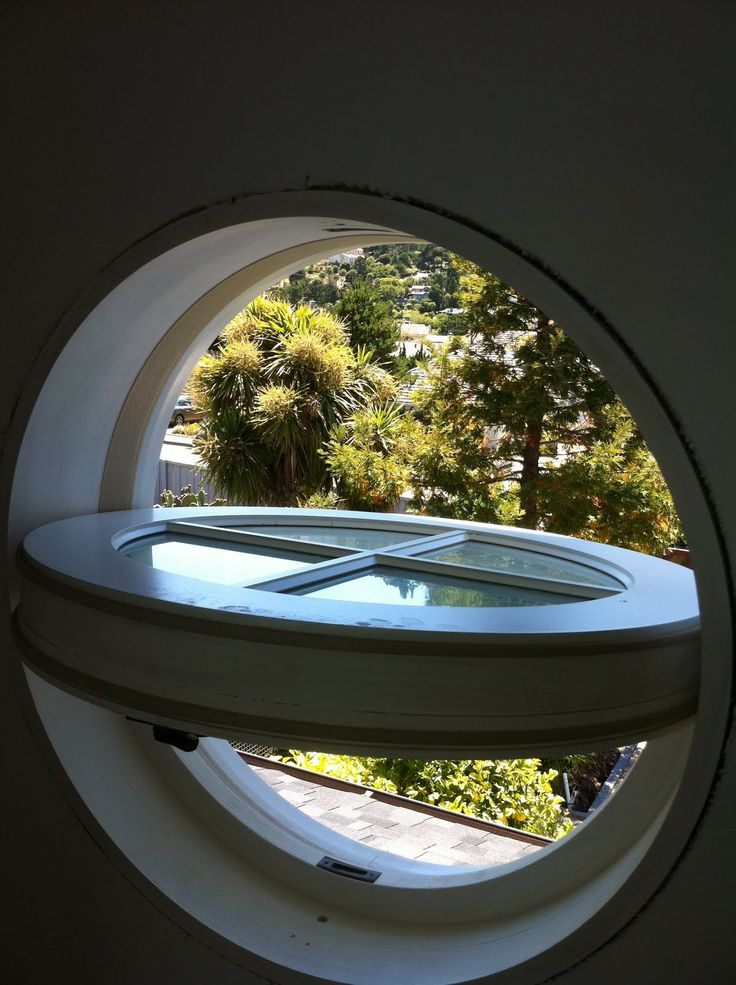 25 best ideas about round windows on pinterest for Round top windows