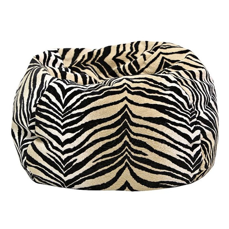 Extra Large Safari Microfiber Faux Suede Corduroy Bean Bag Chair Multicolor
