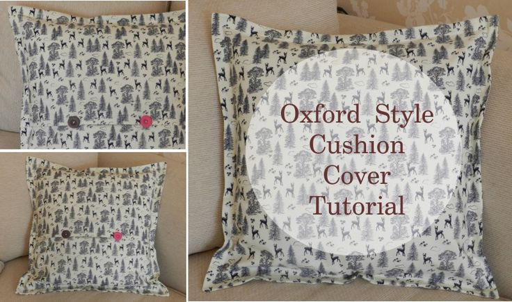 The 25 Best Making Cushion Covers Ideas On Pinterest