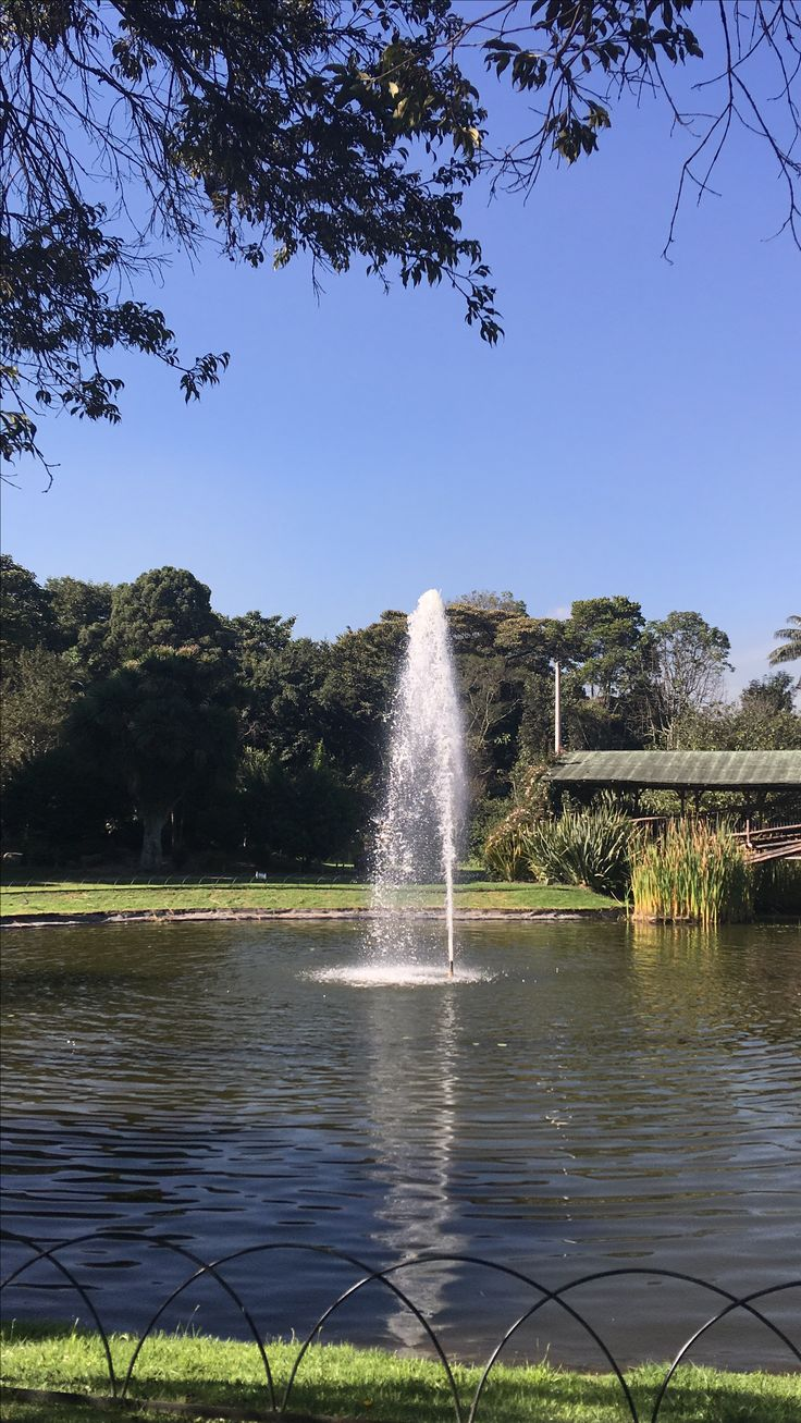 Jardin Botánico Bogotá