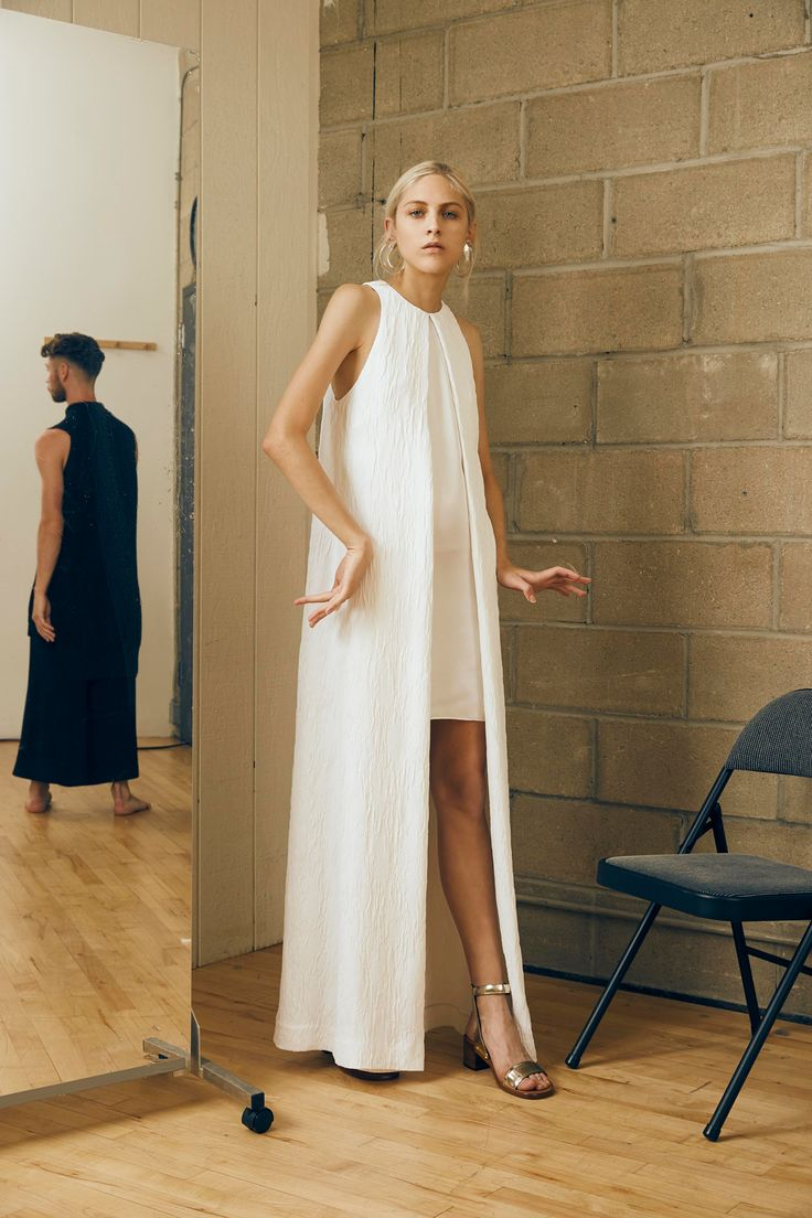 Rosetta Getty Spring 2016 Ready-to-Wear Collection Photos - Vogue http://www.vogue.com/fashion-shows/spring-2016-ready-to-wear/rosetta-getty/slideshow/collection#18