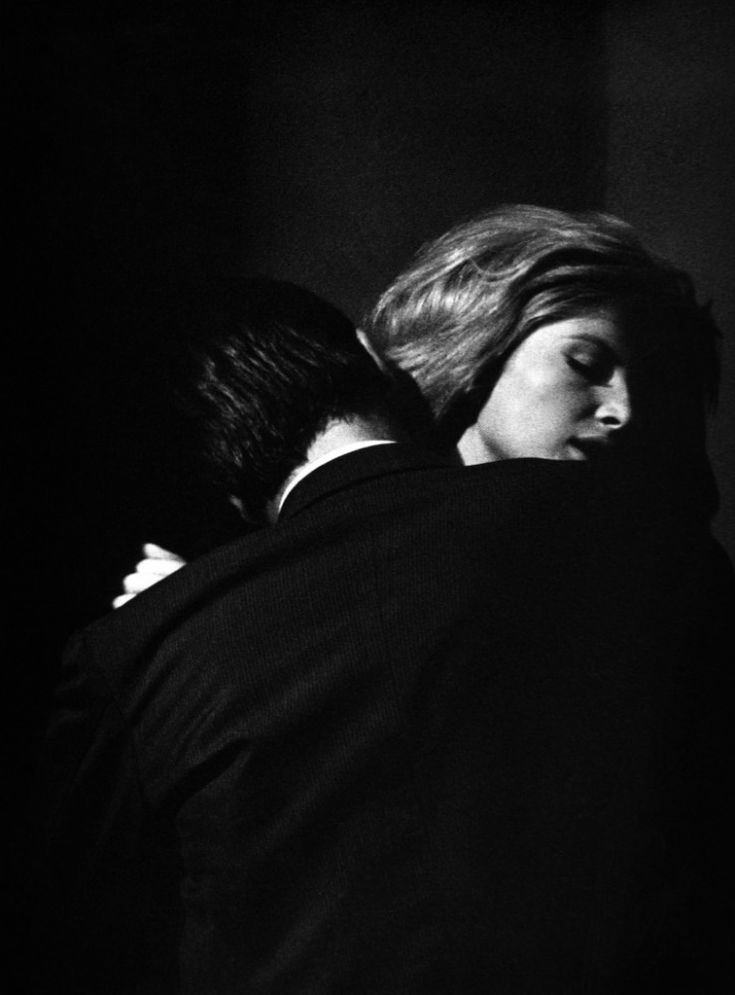 Still from L'eclisse; Monica Vitti and Alain Delon / Michelangelo Antonioni 1962
