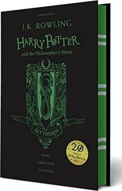 Harry Potter and the Philosopher's Stone - Slytherin Edition : J. K. Rowling : 9781408883761